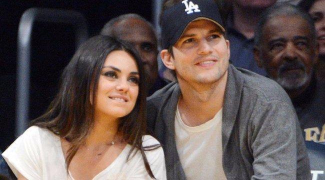 Házat bérel Budapesten Ashton Kutcher és Mila Kunis