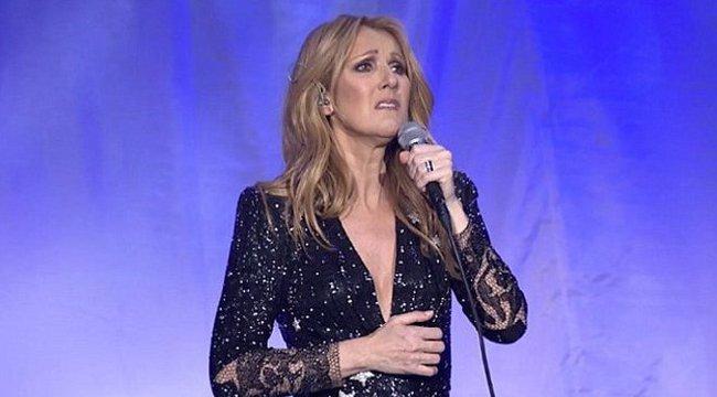 Anyaszült meztelenül pózolt Celine Dion