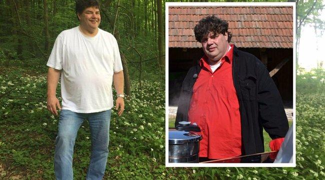 Évente 10 kilót fogy a sztárszakács