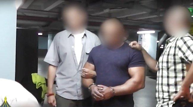 Öt elfogatóparancs volt érvényben Zsolt ellen, egy plázában kapták el – videó