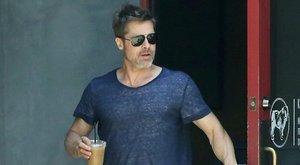 Megint nyúzott Brad Pitt feje - fotó