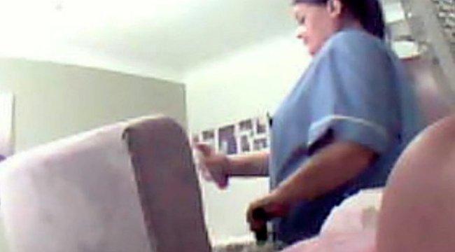 """Rejtett kamera miatt bukott le a """"buta hibát"""" elkövető ápoló"""