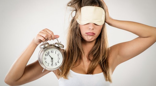 Buta öregek leszünk, ha nem alszunk eleget