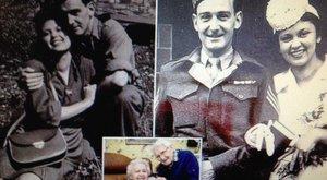 Szerelem Auschwitzban:skót katona mentette meg Edithet