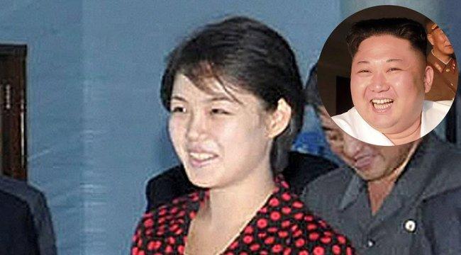 Előkerült Kim Dzsong felesége