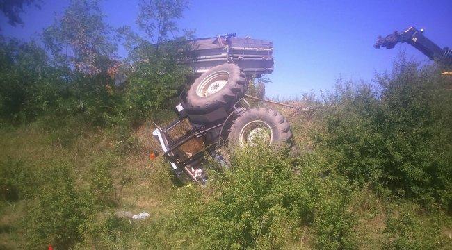 100 kilométerre arrébb küldték a mentősöket, de nem haragszik az elhunyt traktoros lánya