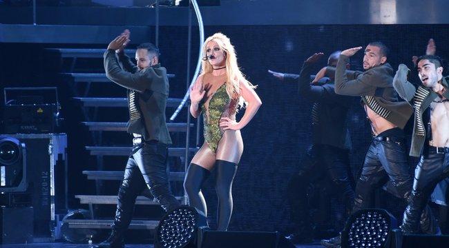 Super Bowl? Ne is álmodj róla, Britney!