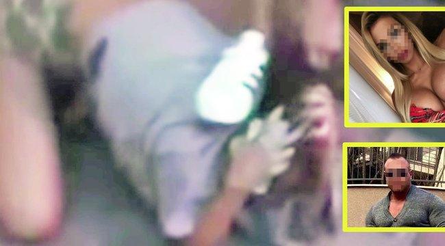 A Dózsa György úti gázoló ment a verekedő cicababa exéért a rendőrségre