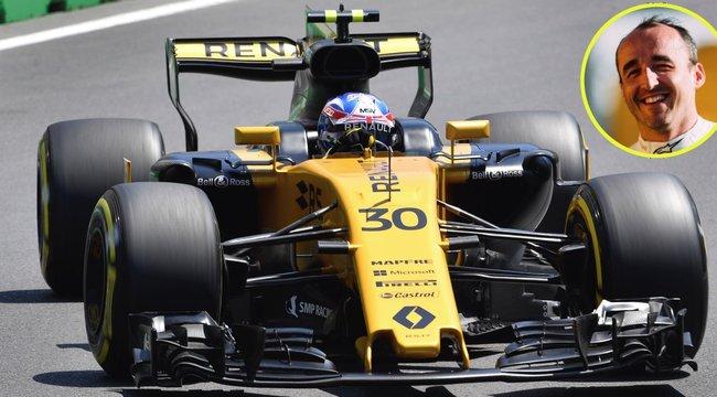 Kubica még idén visszatér a Forma–1-be?