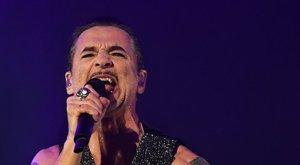 A koncert helyett a kórházban jelent meg a Depeche Mode énekese