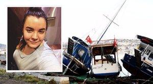 Adél az égei-tengeri katasztrófáról: Azt hittem, nem élem túl