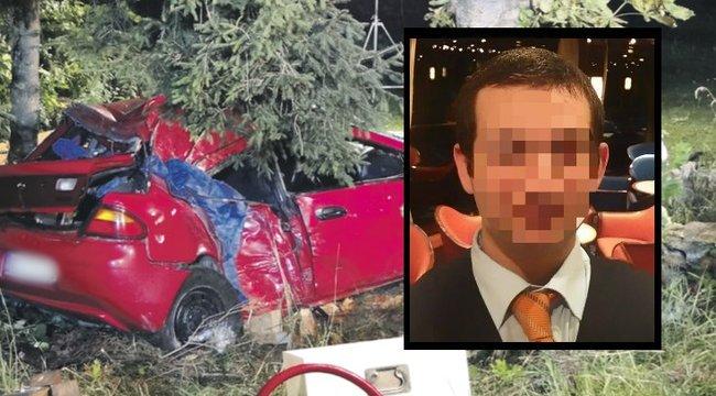 Autóbaleset Bajorországban: fiatal pincér az egyik áldozat