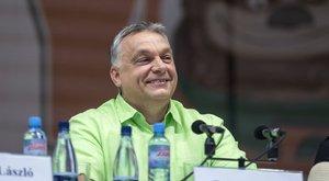 Orbán elmondta, kivel küzd meg a jövő évi választás kampányában