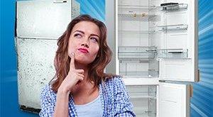 Apró jelek árulkodnak a haldokló hűtőről (x)