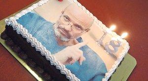 Zacheros Sacher-tortát kapott Norbi