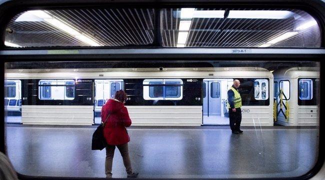 Megint lerobbant a felújított orosz metró