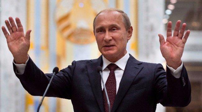 Putyin: 50 százalék a zsebembe!