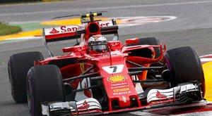Räikkönen nem ismer lehetetlent