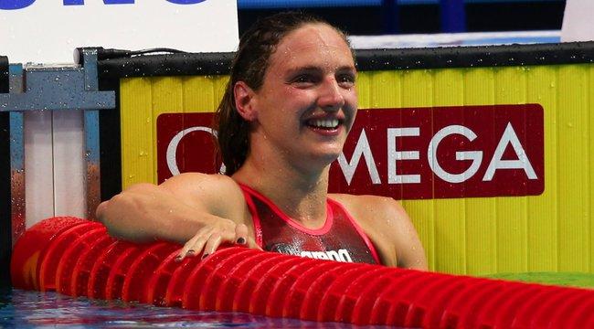 Hosszú Katinka bronzérmes 200 méter pillangón