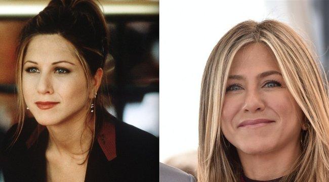 Jennifer Aniston egy vagyont költ az arcára. Megéri?