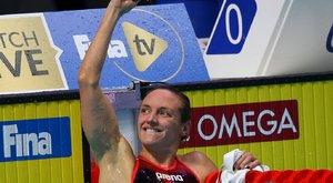 Hosszú Katinka remek versenyzéssel ezüstérmet nyert 200 háton