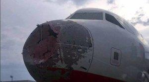 Vakon tette le a turistákkal teli gépet a hős pilóta – videó