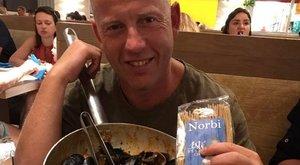 Schobert Norbi: Külföldön egyszerűbb azt mondani, hogy cukorbeteg vagyok