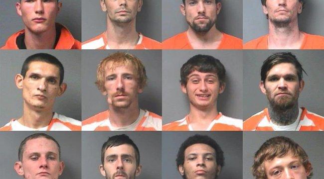 Mogyoróvaj segítségével szökött meg 12 rab a börtönből