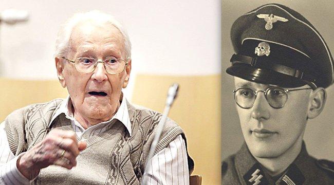 Százévesen szabadul a náci őr
