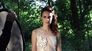 Külföldön lehet híres a magyar énekesnő
