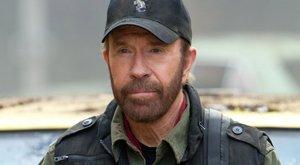 Saját hasonmásának nézték Chuck Norrist