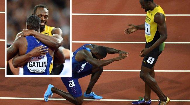 Kifütyülték a nézők Usain Bolt legyőzőjét