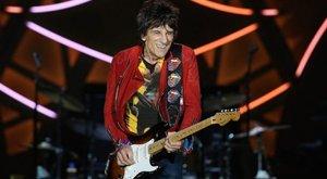 Tüdőrákjáról vallott a Rolling Stones gitárosa