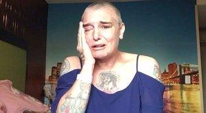 Túlélésért küzd Sinead O'Connor – videó
