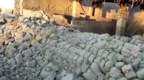 Több tucat ember halhatott meg a kínai földrengésben - videó