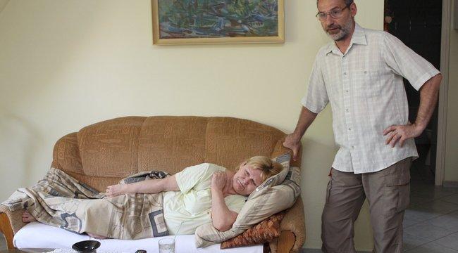Öngyilkosságra készül a házaspár - felesége betegsége miatt végez magával Gábor is