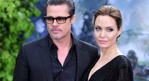 Ezért fogadhatja vissza Angelina Jolie Brad Pittet