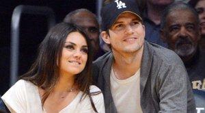 Így rázta a Szigeten Ashton Kutcher és Mila Kunis