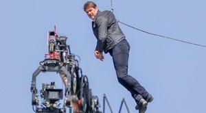 Tom Cruise lábadozhat, a forgatás csúszik
