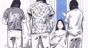 Erőszakkal szakították meg a nő terhességét