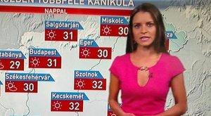 Kínos: saját időjósát sem ismeri a TV2