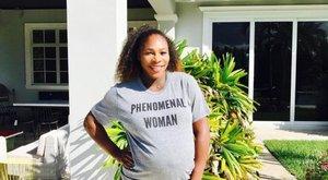 Serena Williams fél a szüléstől