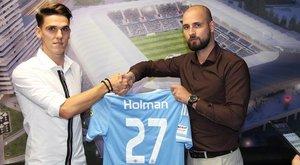 A rekordigazolás Holman: Nehéz szívvel váltunk el