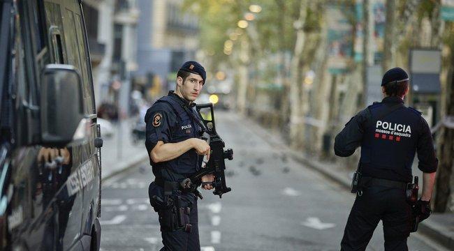 """Barcelona: """"Hallottam, hogy sikítanak körülöttem az emberek"""""""