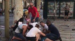 Megerősítették: magyar sérültje is van a barcelonai merényletnek