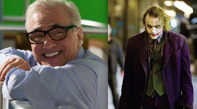Joker-film készül Scorsesével