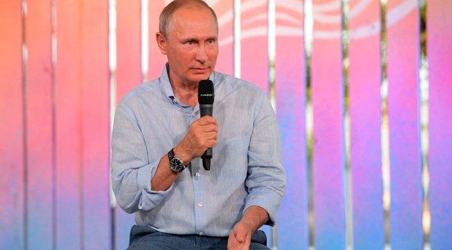 Egyetemi díszpolgár lesz Putyin Debrecenben