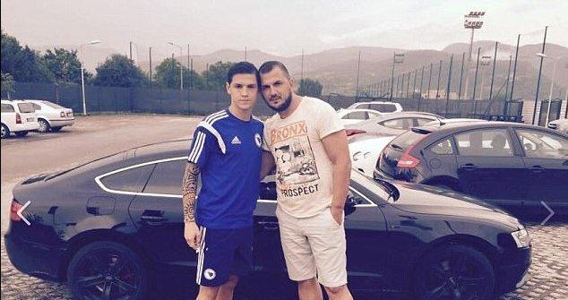 Rálőttek a Fradi volt, az Everton jelenlegi játékosának apjára