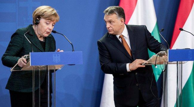 Merkel: Magyarország megtévesztette a menekülteket
