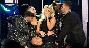 Lady GaGa barátai nem hetero pasik
